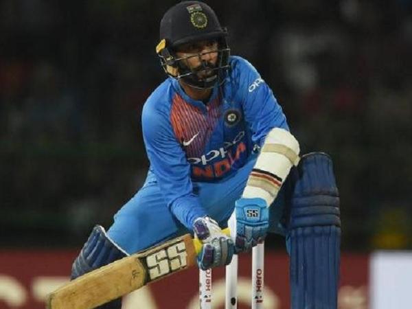अंतिम ओवर में 16 रनों की दरकार थी-