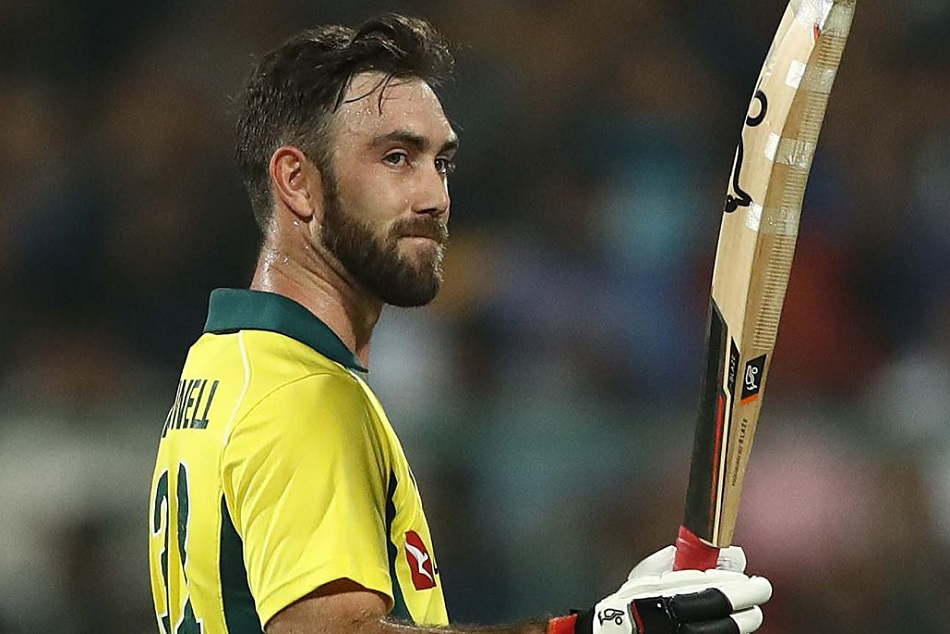 INDvsAUS: Glenn Maxwell said It would be nice to bat higher up in ODIs series