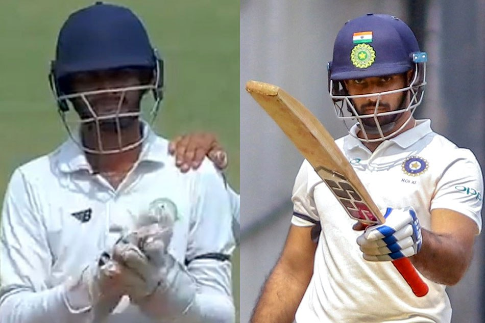Hanuma Vihari back to back tons is applaud by the opposition too