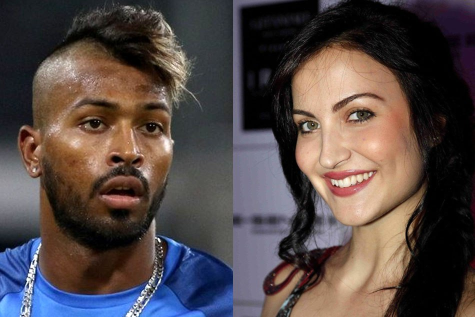 Hardik Pandya Is Getting Married With Eli Avram Evi Responds These Reports