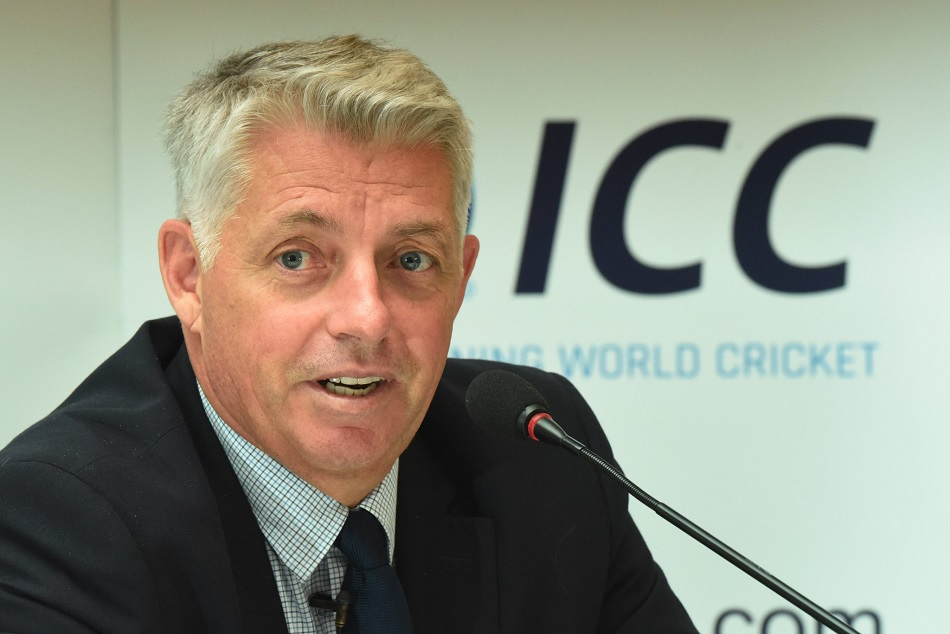 Stump mics creates buzz and will be the part of world cup too, said ICC CEO David Richardson