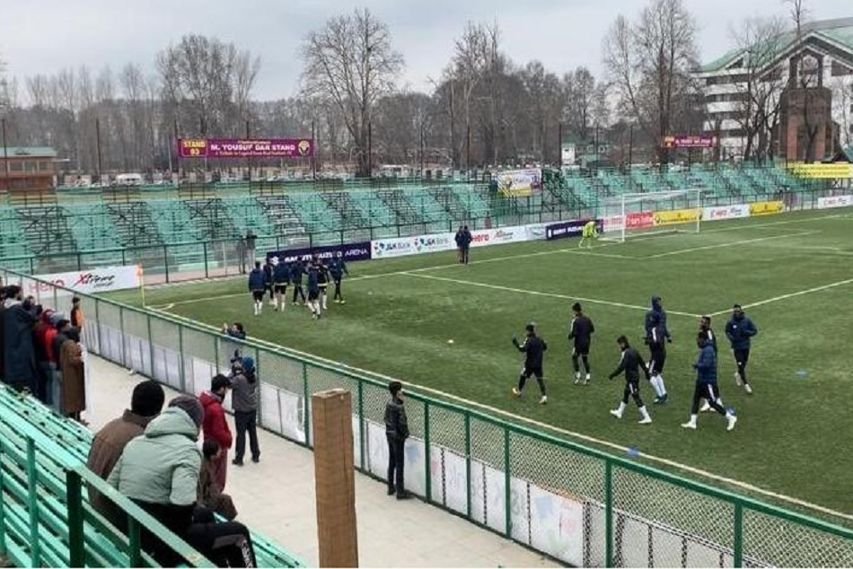 Pulwama Attack: Minerva punjab did not play agianst Real kashmir FC