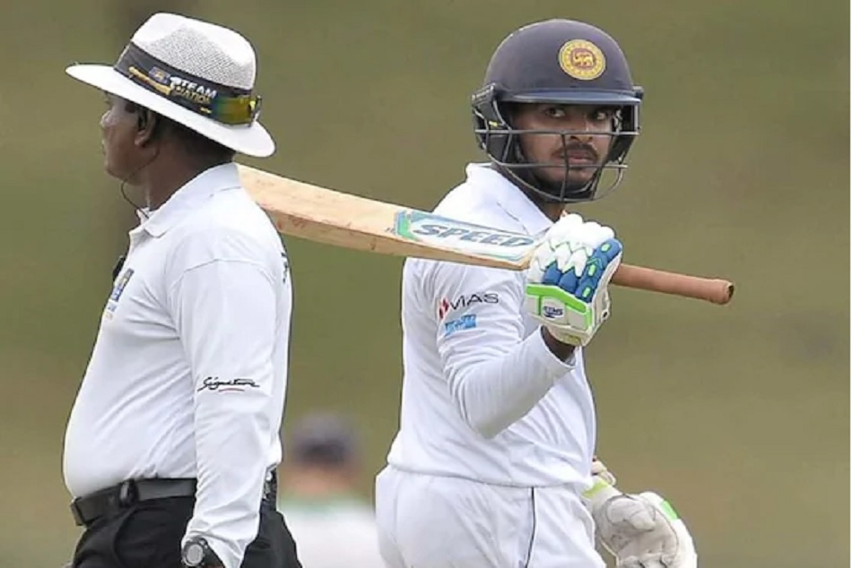 Angelo Perera hits two double centuries in one match!