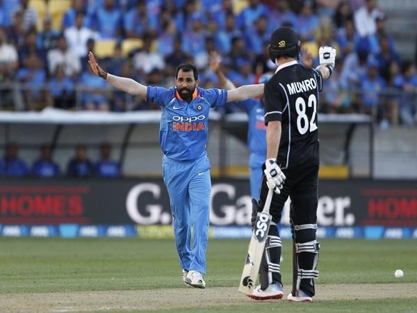 भारत ने जीता मैच: