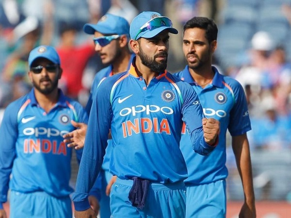 भारतीय टीम अभी भी दूसरे स्थान पर