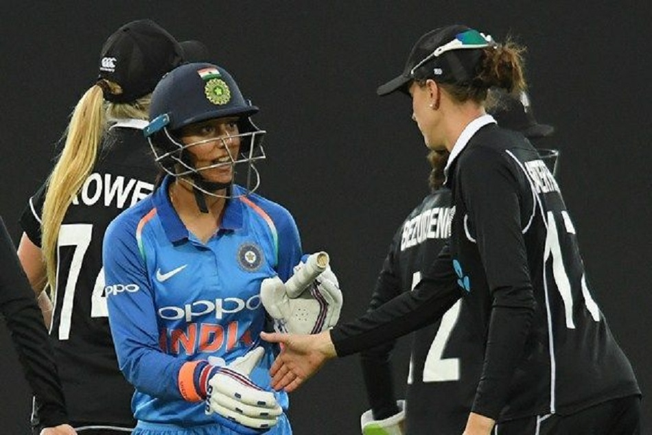 IND-W vs NZ W, wellington T-20: New Zealand beat India by 23 run in first t-20