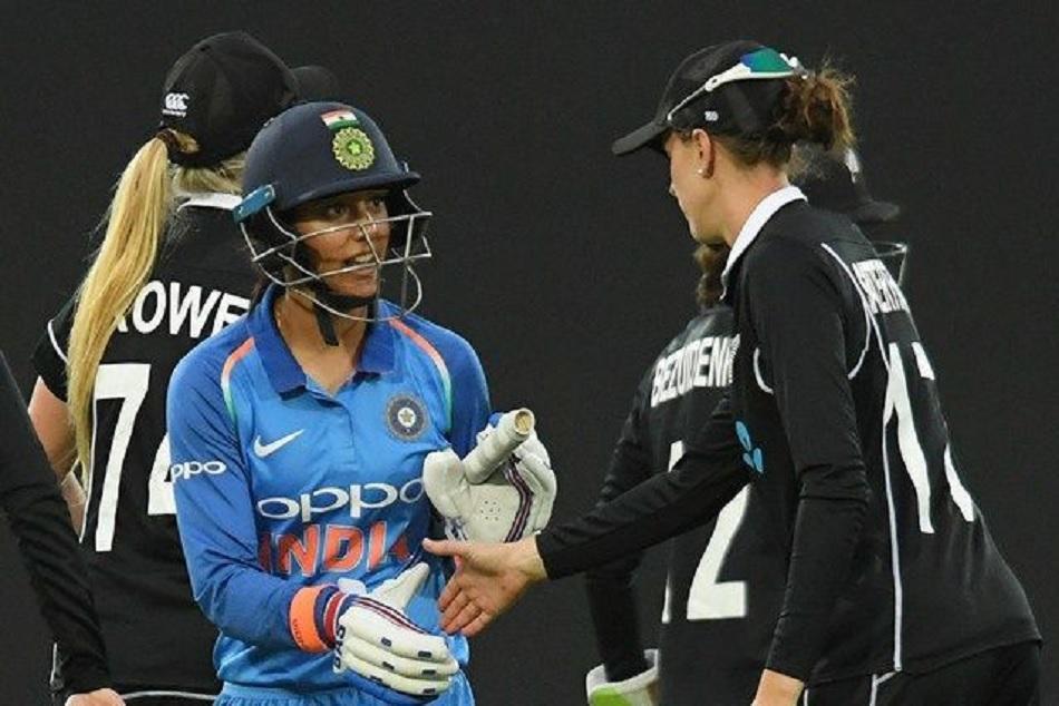 Ind W Vs Nz W Wellington T 20 New Zealand Beat India 23 Runs First T