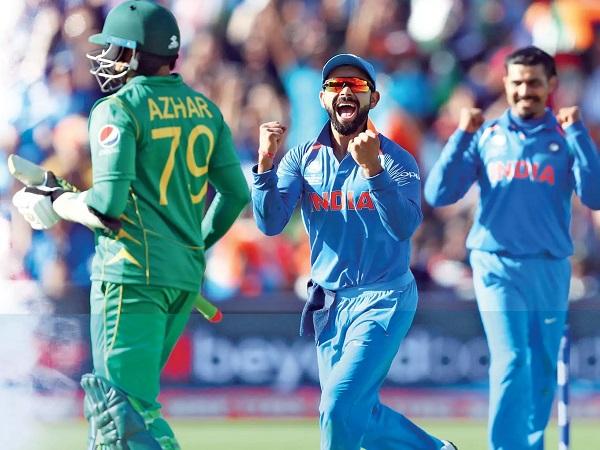 भारत-पाकिस्तान मैच पर बोले कुछ ऐसा