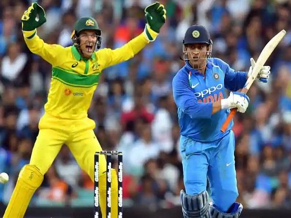 भारत-आस्ट्रेलिया मैचों का शेड्यूल
