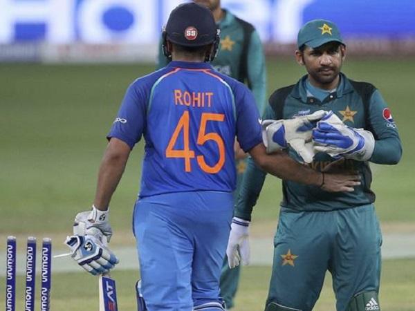 पाकिस्तान के साथ विश्व कप मैच पर ये कहा