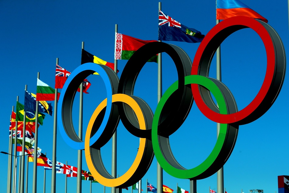 international Olympic committee will not allow any Olympic related event in india