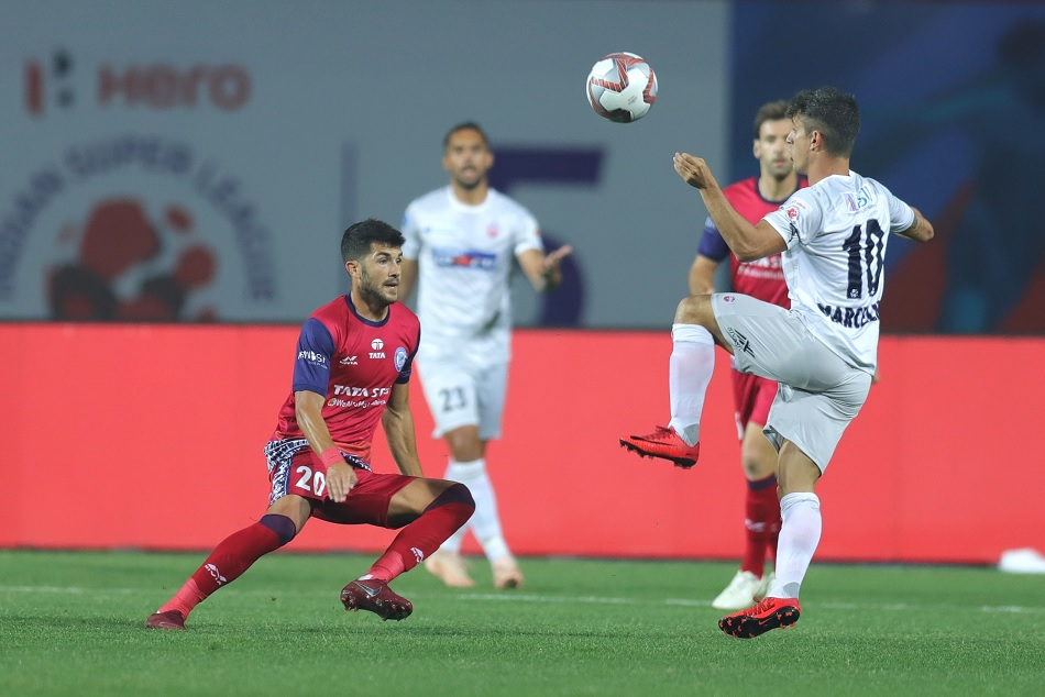 Isl 5 Fc Pune City Impressive Win Over Jamshedpur Fc 4 1 Goal Difference