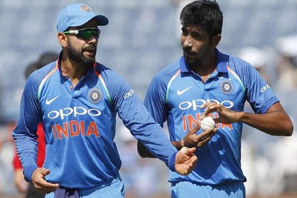 IPL 2019: Jasprit Bumrah wants to bolwed out Virat kohli , Watch