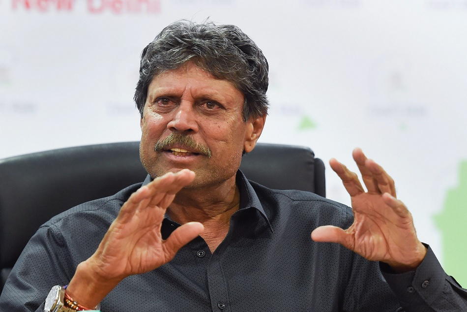 Indian Government has to decide whether India will play against Pakistan or not: Kapil Dev