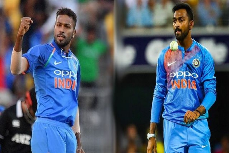 Bad Records Related Pandya Brothers T 20 Cricket