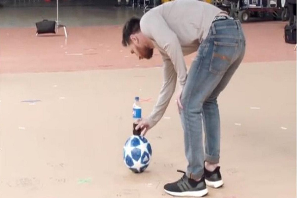 A Unbelievable Video Viral Lionel Messi