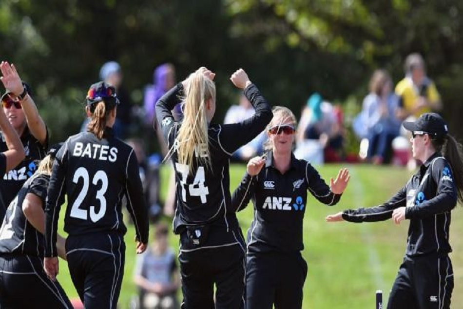 Indvsnz Women Team Defeat Team India India Wons Series 2