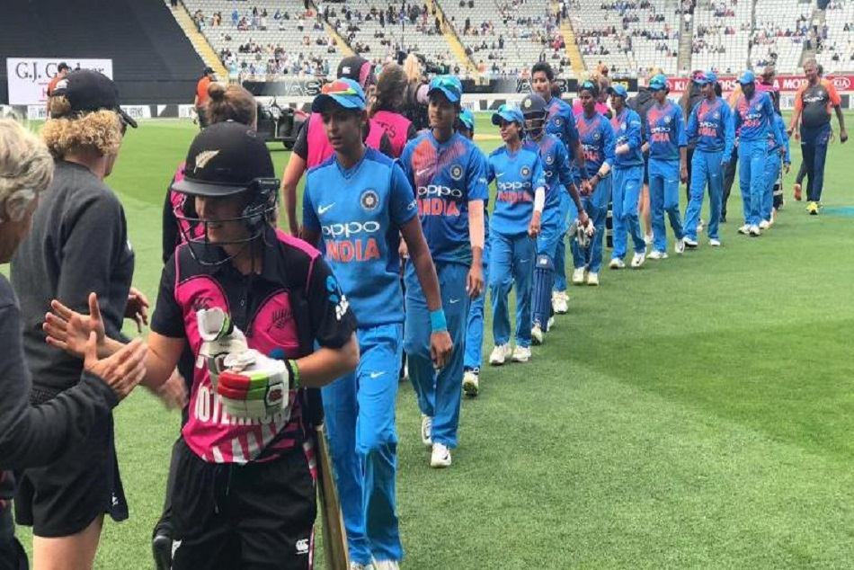 New Zealand Women Team Beat India Win Series 3