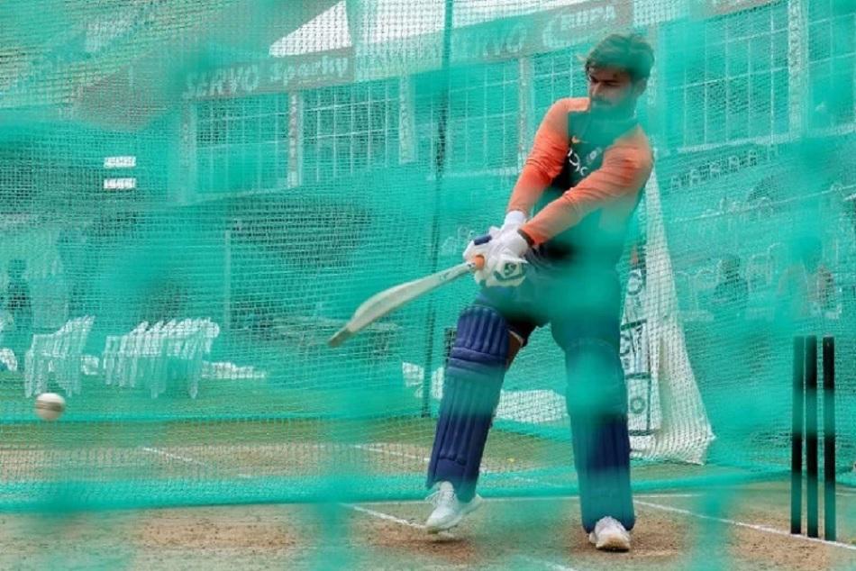 Rishab Pant played unique Shot BCCI Shared on twitter