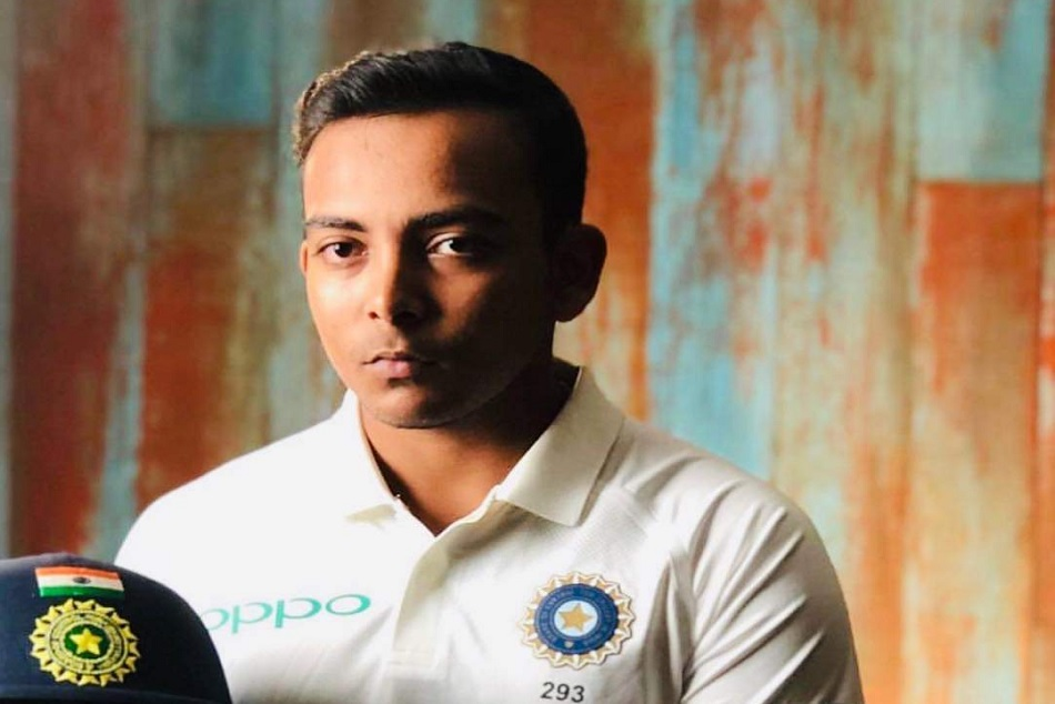 Prithvi Shaw Is Set Make Comeback With Syed Mushtaq Ali T