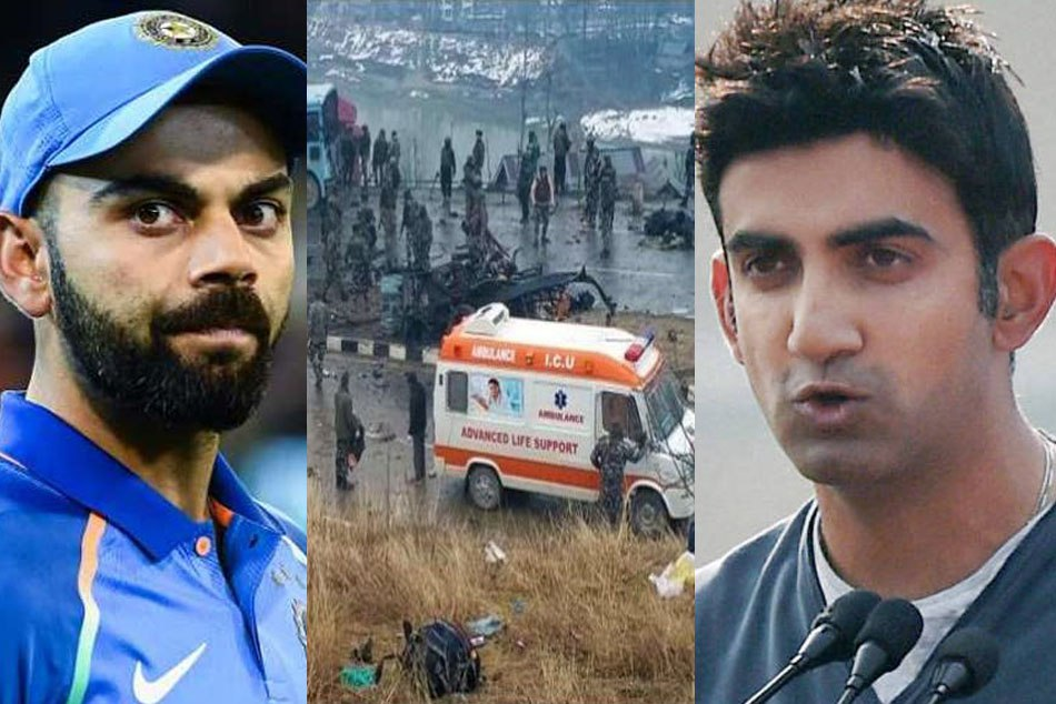 From Virat Kohli Vijender Singh Indian Sports Personality Condemn Pulwama Terror Attack