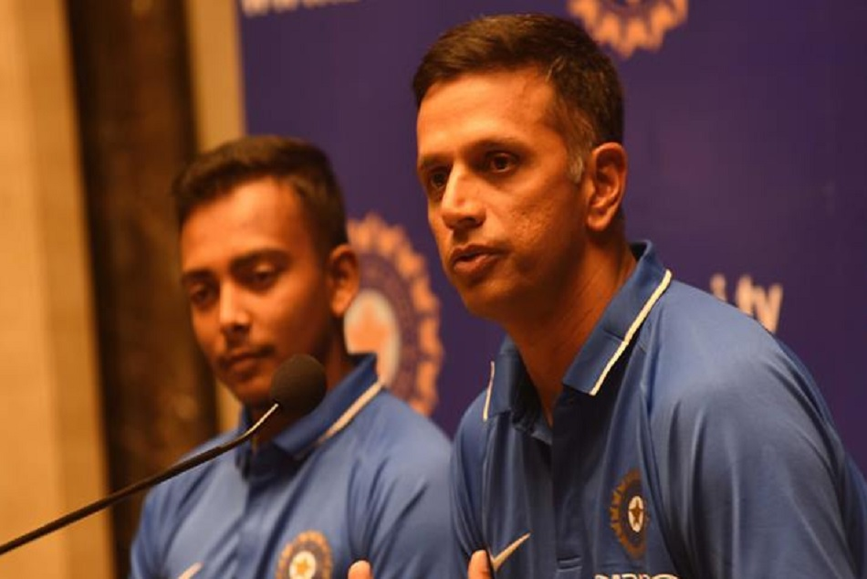 Inspired Rahul Dravid Pcb Is Planning Hire Younis Khan As Under 19 Coach