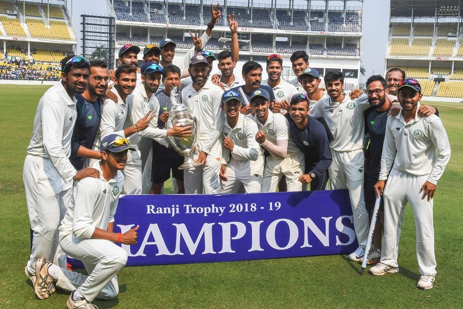 Ranji Trophy Aditya Sarwate Is The Hero Vidarbha Title Win Against Saurashtra