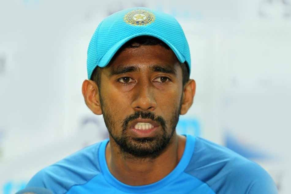 Wriddhiman Saha Statement About Come Back India Team