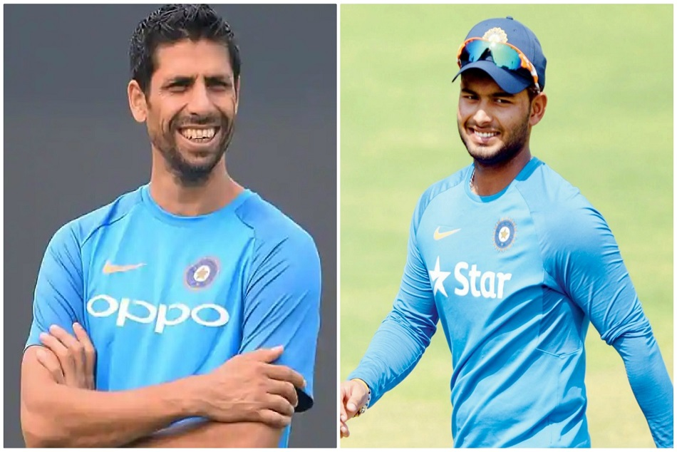 nehra and pant