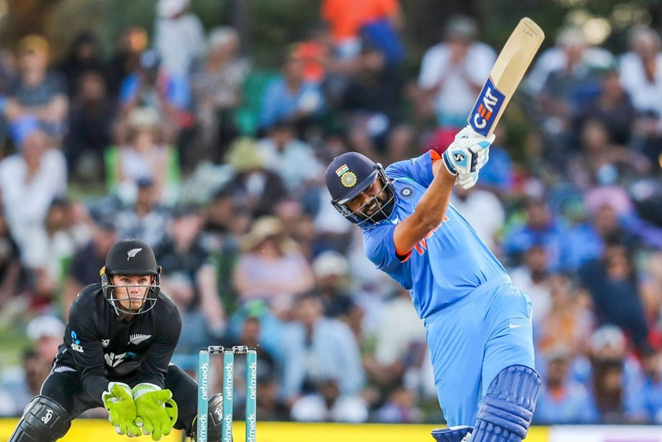 Rohit Sharma Make 3 Records Agianst New Zealand T20 Match