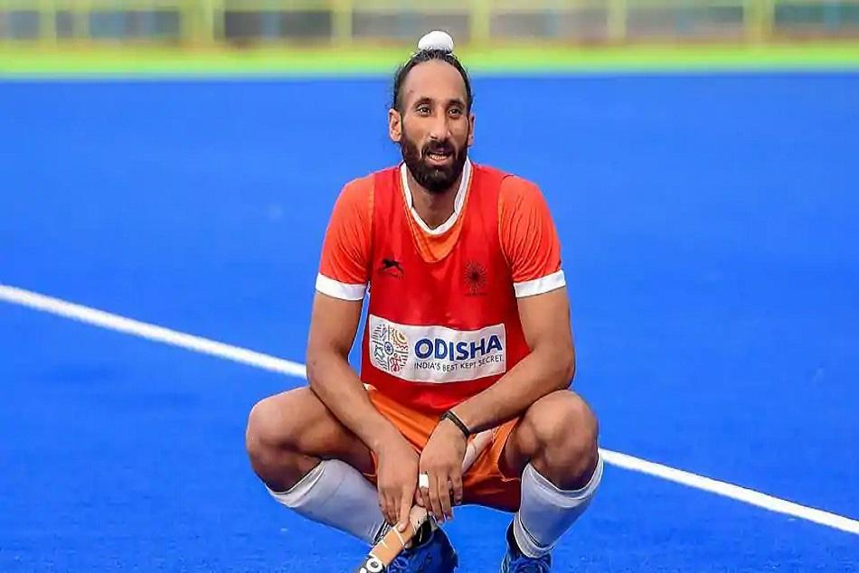 Sardar Singh Statement On Indian Hockey Team