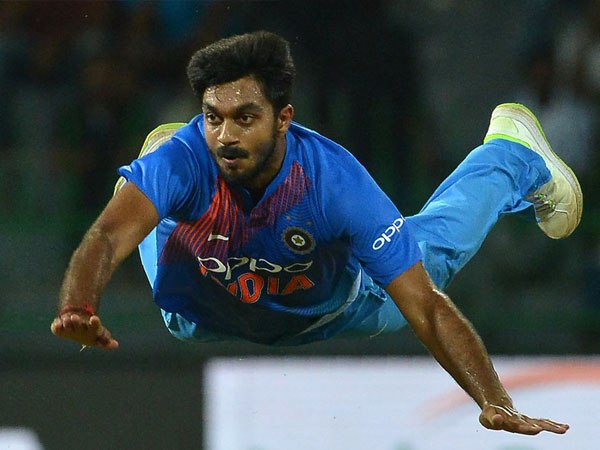 विजय शंकर हैं दूसरे विकल्प