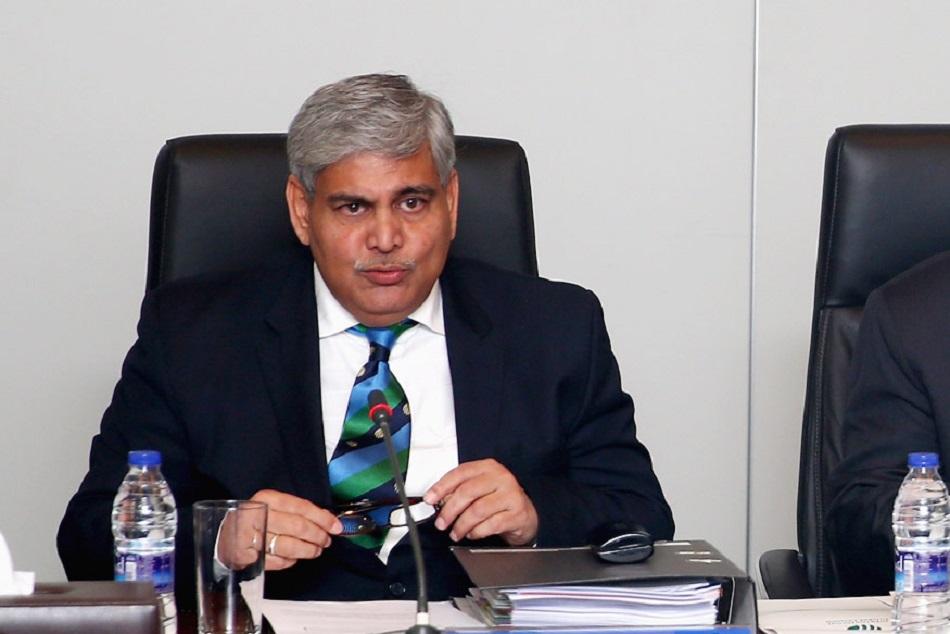 Icc Chairman Shashank Manohar Statement On Test Cricket Futu