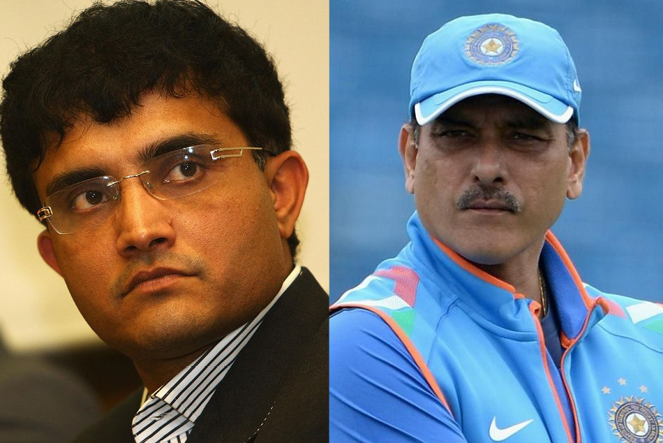 Sourav Ganguly is not happy with the Ravi Shastri's planning of playing Virat Kohli at number four in the World Cup