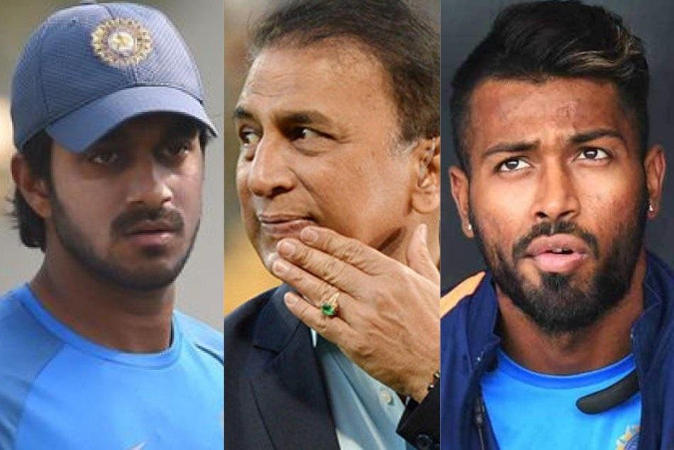 Vijay Shankar Has Chance The World Cup Said Sunil Gavaskar