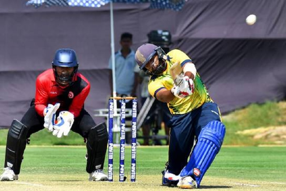 Syed Musthaq Ali Trophy Andhra S Historic T20 Win Over Nagaland
