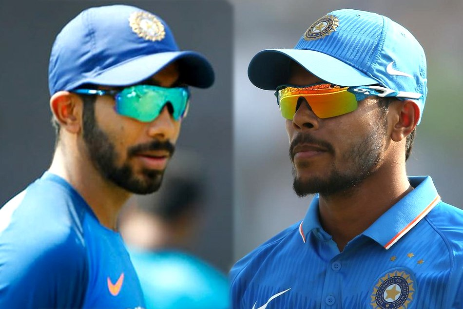 umesh and bumrah