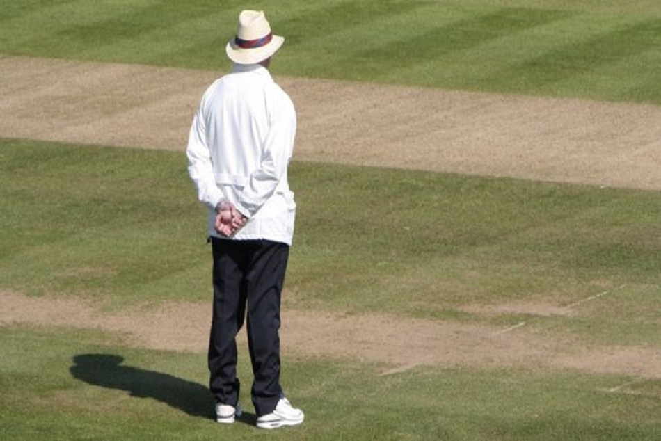 Umpire Kicked The Face During New Zealand Club Cricket Match