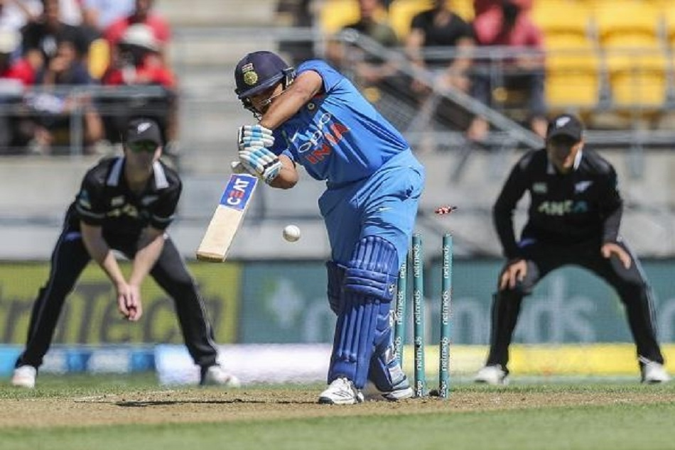 INDvsNZ: First time After 2017 rohit sharma coudnt hit a century in one day series