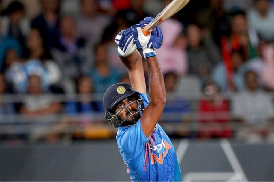 Vijay shankar learned about the match finishing skill form the MS dhoni