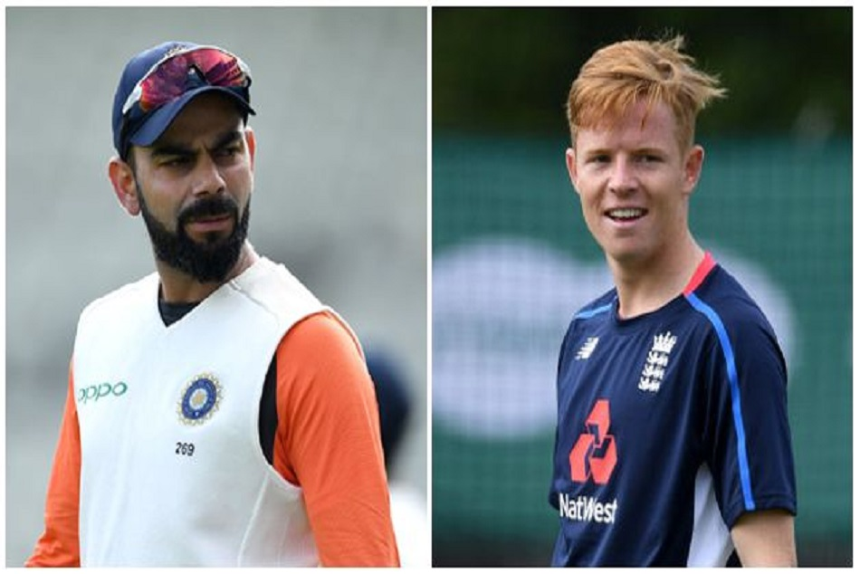 England Young Cricketer Wants Be Like Kohli