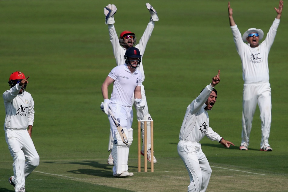 Afghanistan Won The Test Match 7 Wickets From Ireland Create Histroy