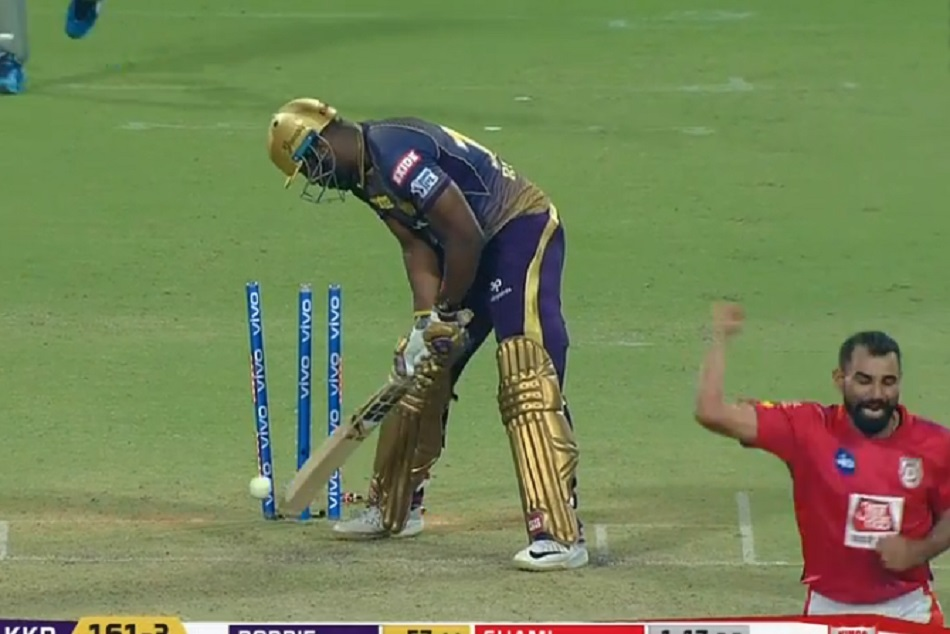 Ipl 2019 When Andre Russell Not Going To Walk Out Even After Being Bold