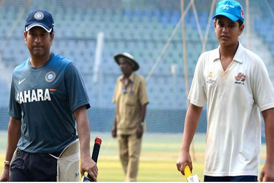 Sachin Tedulkar said to Arjun Tendulkar- There is always a tomorrow