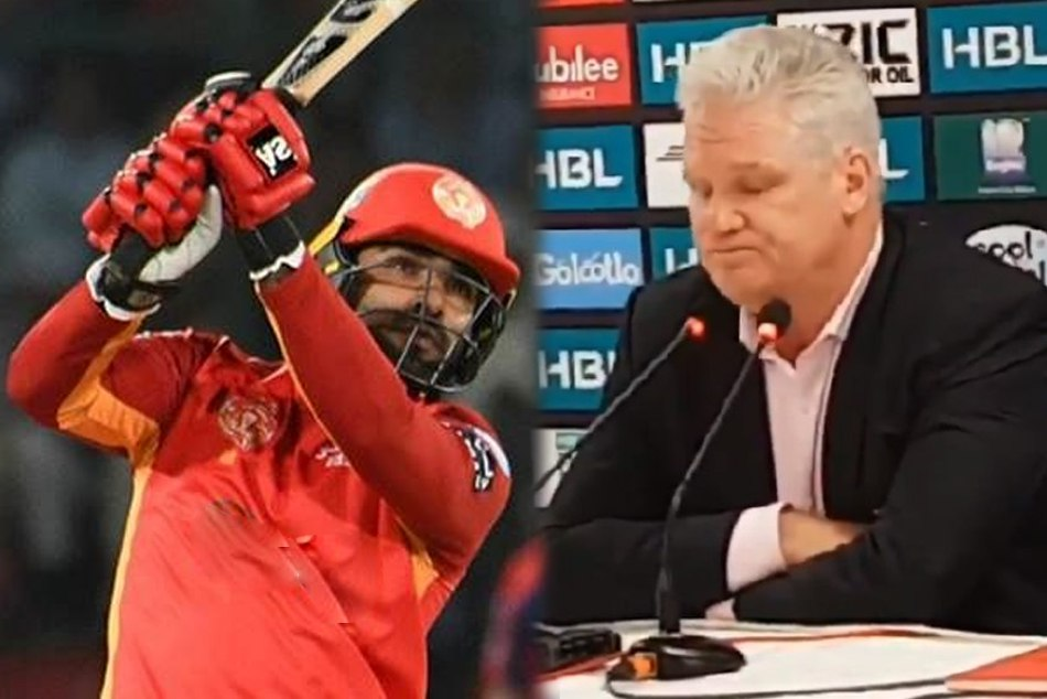 Dean Jones Is Broke Down After Seeing The Condition Asif Ali Daughter