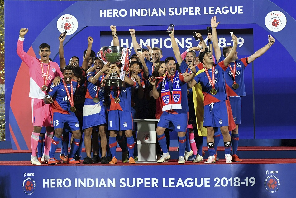 Indian Super League 5 Bengalru Fc Won The Final