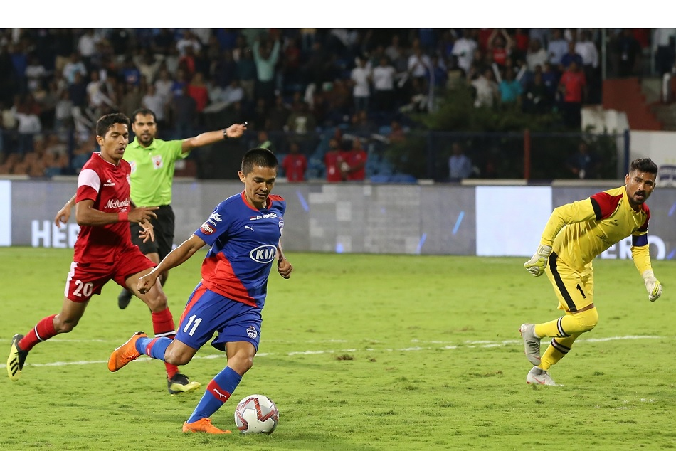 Isl 5 Bengaluru Fc Entered Final Second Time Consecutively Northeast United Fc