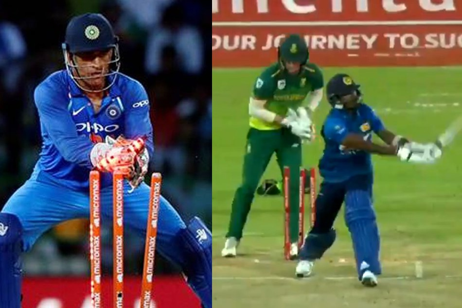 Faf du Plessis compares David Miller to MS Dhoni in wicket keeping skill, WATCH