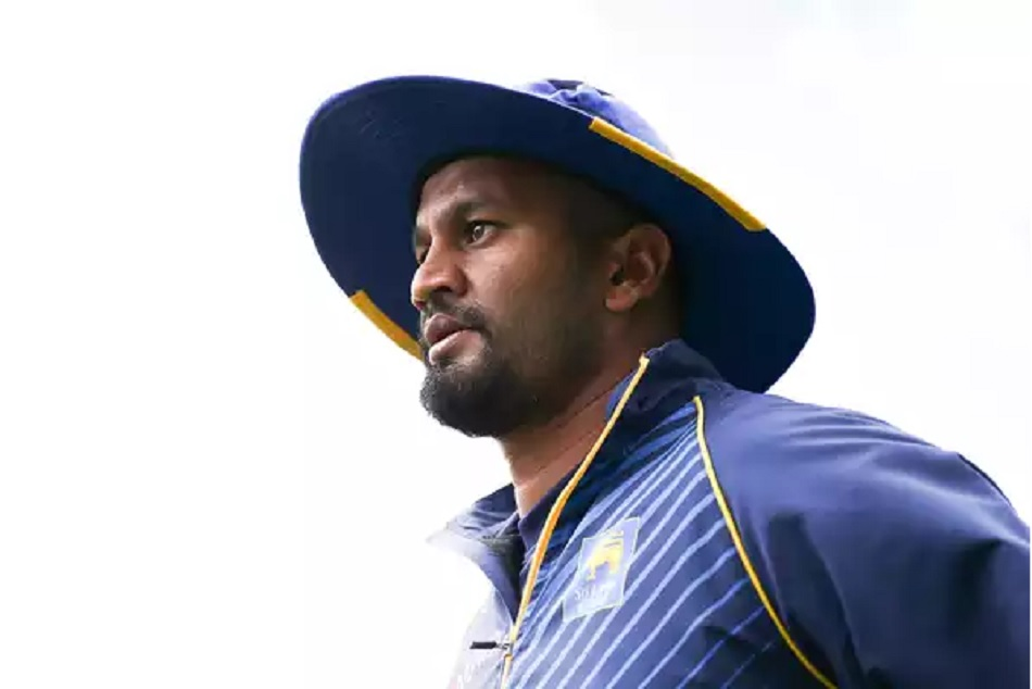 Sri Lankas Test Captain Dimuth Karunaratne is arrested and then release on bail