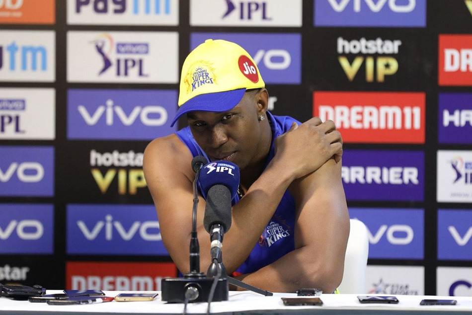 We Are Not 60 Year Olds Dwayne Bravo Lashes Out At Csk Critics